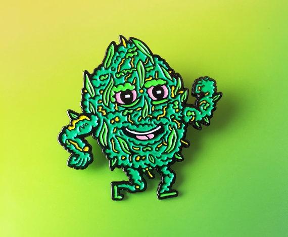 Tuff Nugg Pin
