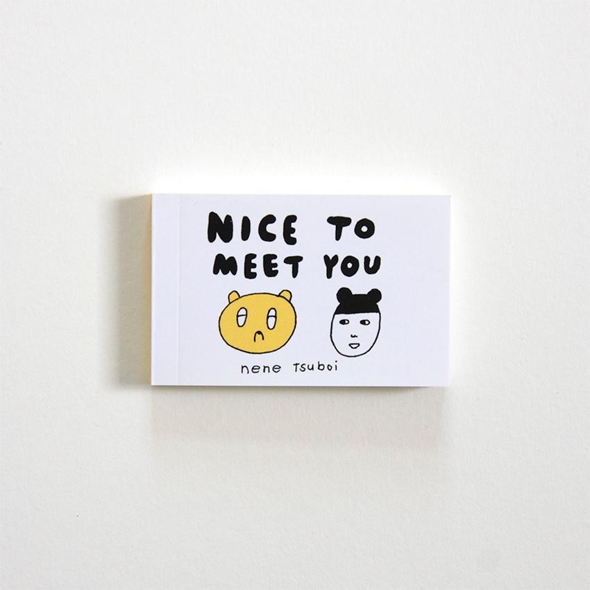 Nice To Meet You Flip Book thumbnail 2