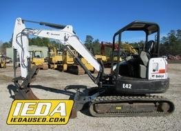 Used 2012 Bobcat E42M For Sale