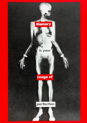 Memory Is Your Image of Perfection Postcard
