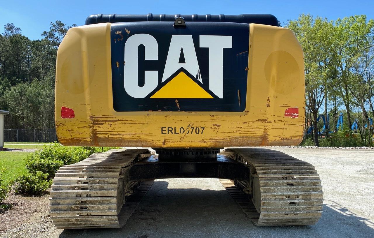 Used 2015 Caterpillar 329FL w/ shear For Sale