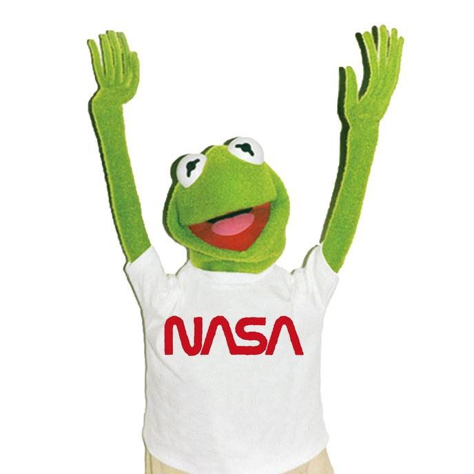 NASA Bootleg T-Shirt [XS, L, XL]
