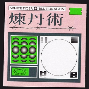 White Tiger Blue Dragon