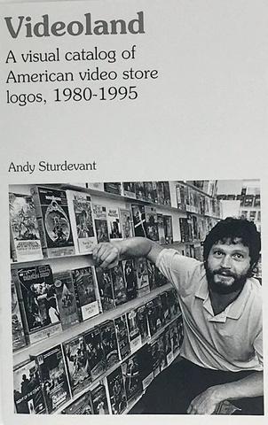 Videoland: A Visual Catalog of American Video Store Logos, 1980-1995