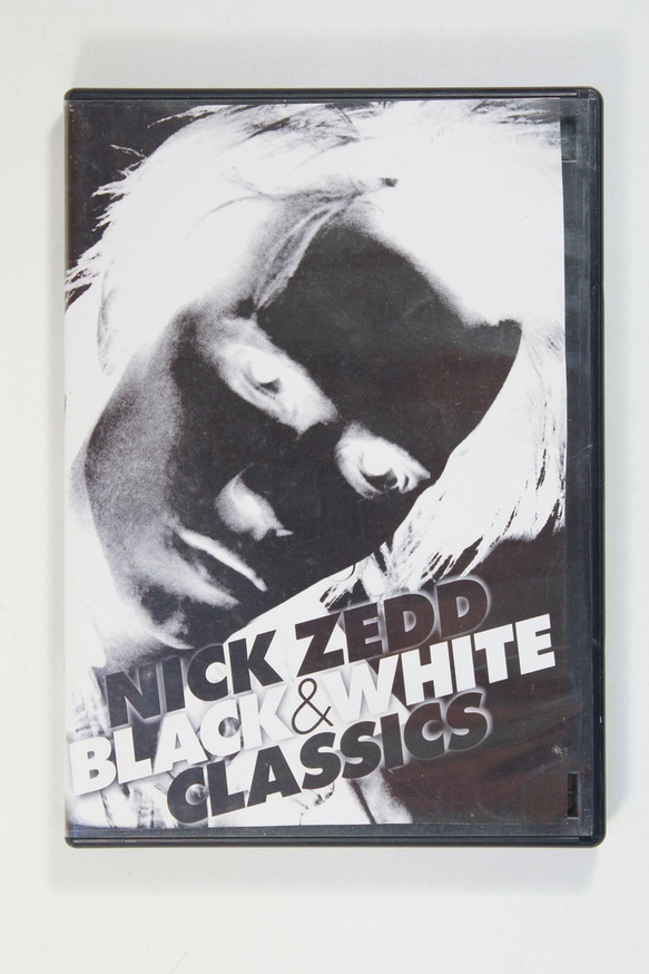 Nick Zedd : Black & White Classics