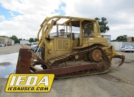 Used 2002 Caterpillar D6R For Sale