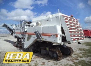 Used 2004 Wirtgen W2100 For Sale