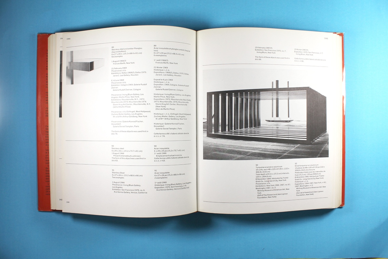 Donald Judd : Paintings, Objects, and Wood Blocks 1960-1974 thumbnail 5