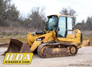 Used 2014 Caterpillar 953D For Sale