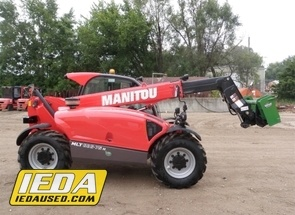 Used 2016 Manitou MLT625-75H For Sale