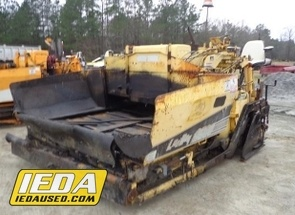 Used 2000 Leeboy L8500T For Sale