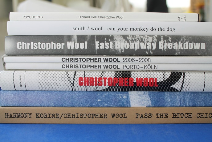 Christopher Wool Publications [Set of 14]
