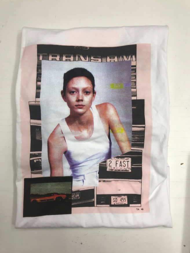 Collier Schorr T-Shirt [Large]