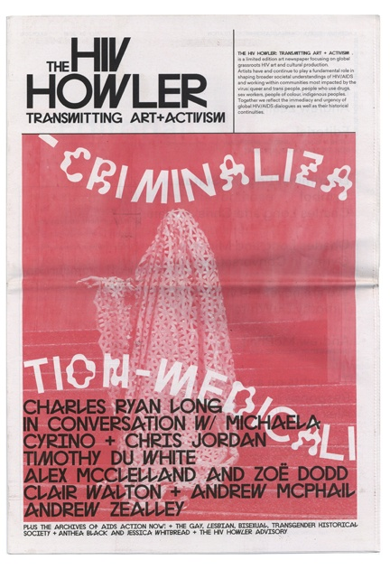 The HIV Howler — Issue launch and Conversation