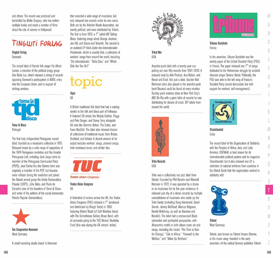 An Encyclopedia of Political Record Labels thumbnail 4
