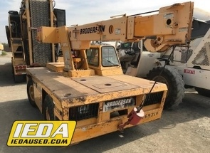 Used 1990 Broderson IC80-1D For Sale