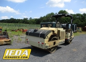 Used 2002 Ingersoll-Rand DD90HF For Sale