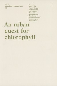 An Urban Quest for Chlorophyll