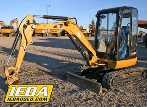 Used 2012 Caterpillar 302.7D For Sale