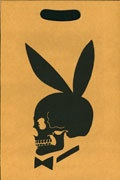 Skull Bunny Shopping Bag