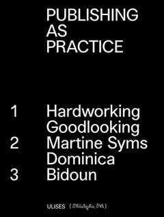 Publishing as Practice
