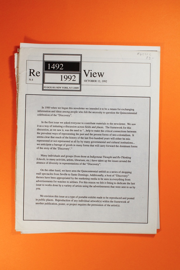 Re View  1492-1992 thumbnail 3
