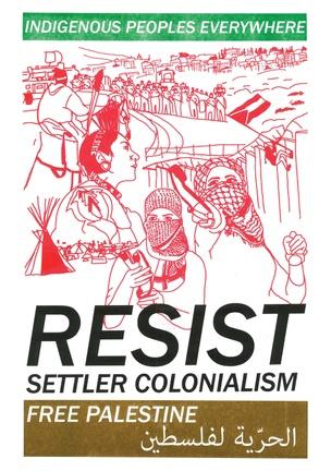 Indigenous Peoples Everywhere Resist Settler Colonialism