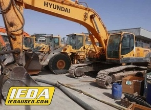 Used 2013 Hyundai Robex 380 LC-9 A For Sale