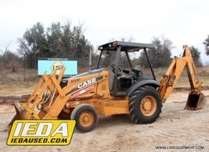 Used 2008 Case 580M II For Sale