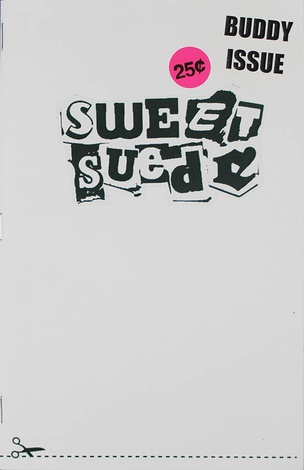 Sweet Suede Buddy Issue #1