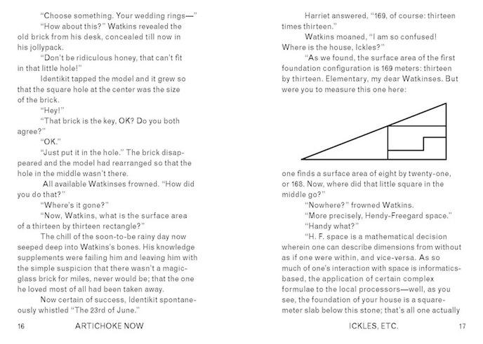 Critical Spatial Practice 5 : Ickles, Etc. : Mark von Schlegell thumbnail 2