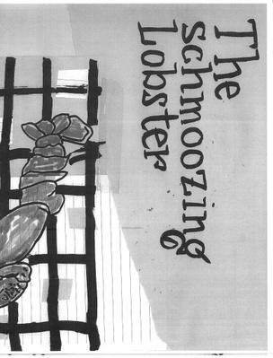 Pierre Joseph: The Schmoozing Lobster (20/09/2017) - New York City