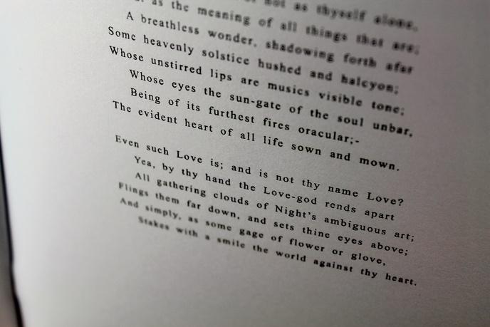 1111 Risographed Sonnets [Pocket Edition] thumbnail 4