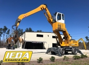 Used 2012 Liebherr A924C MH For Sale