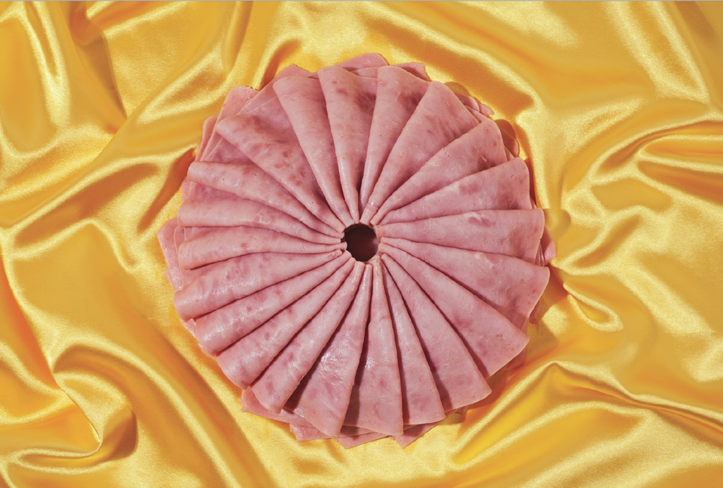 Bread Net / Ham Circle Double-sided Poster thumbnail 2