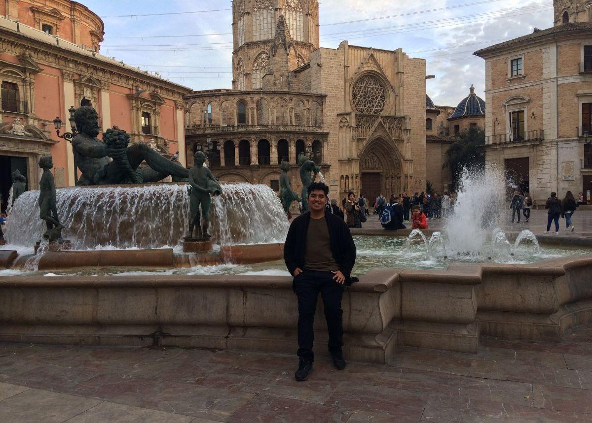 CSUMB Student Daniel Olivares Awarded Scholarship to Study Abroad