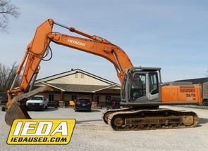 Used 2008 Hitachi ZX350 LC-3 For Sale