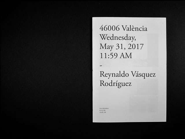 46006 València Wednesday, May 31, 2017 11:59 AM