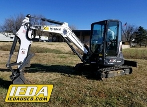 Used 2017 Bobcat E35 For Sale