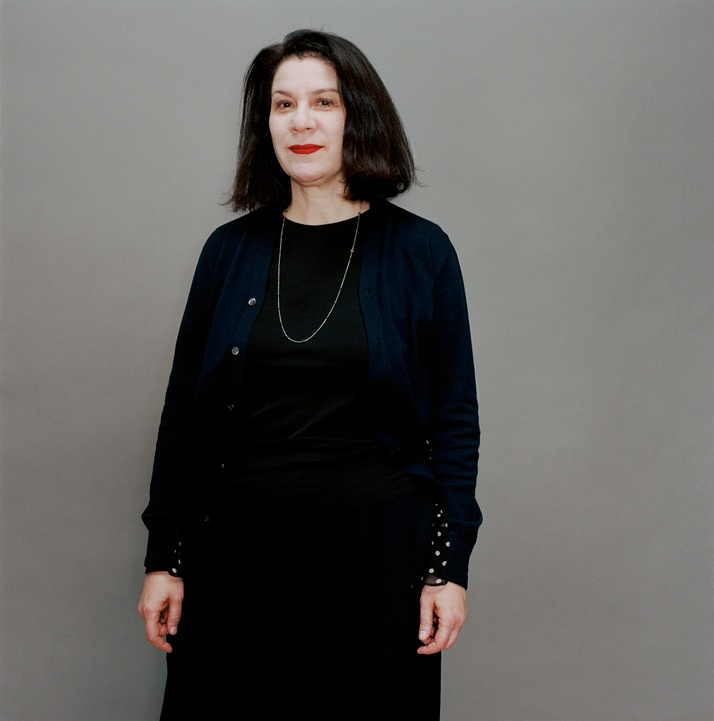01. Ann Goldstein. Photo Rineke Dijkstra.jpg