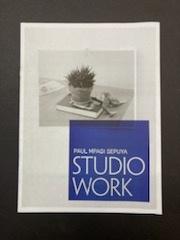Studio Work Zine