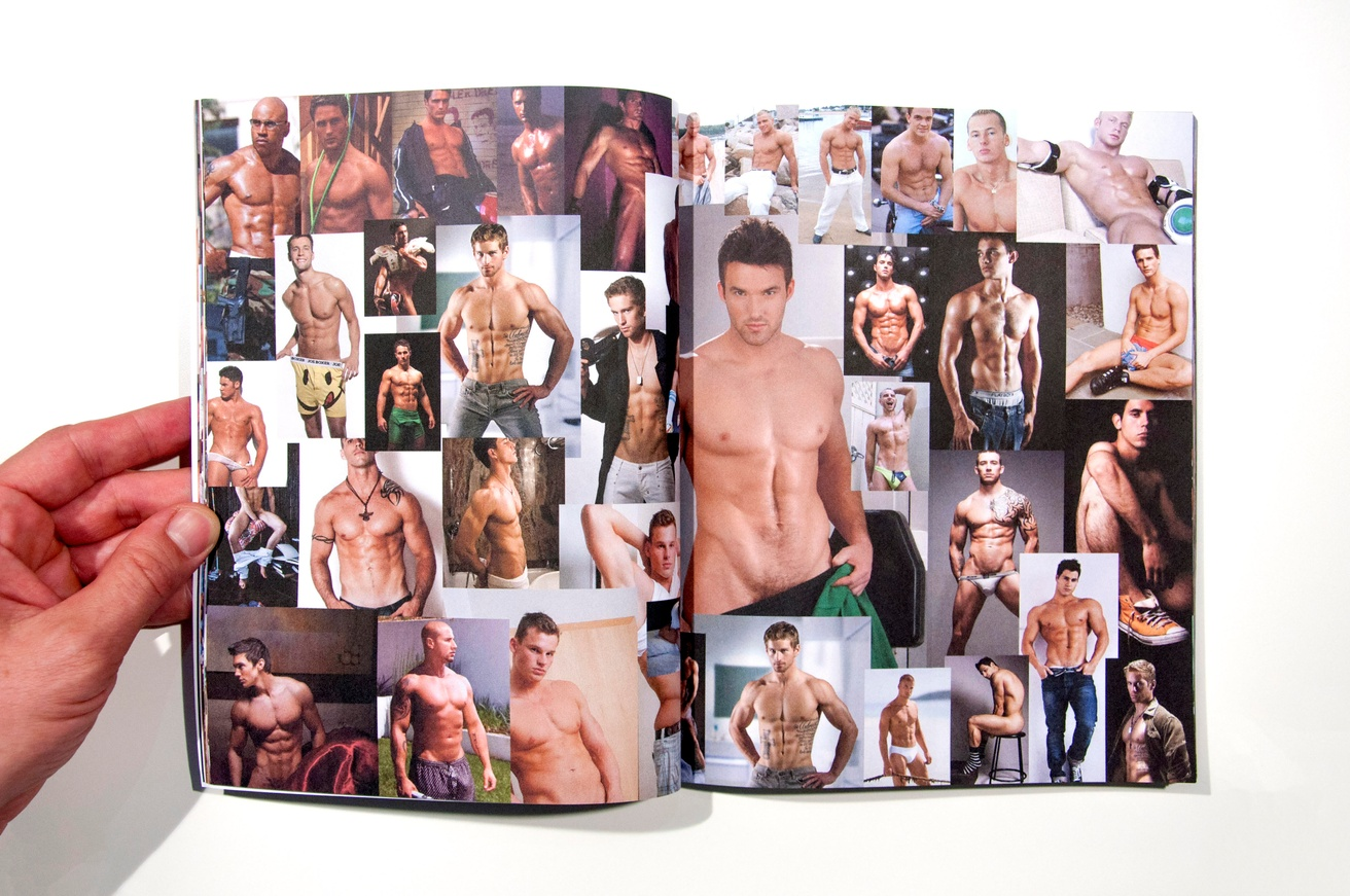 4,300 Images of Men Found on eBay and Printed in a Book thumbnail 3