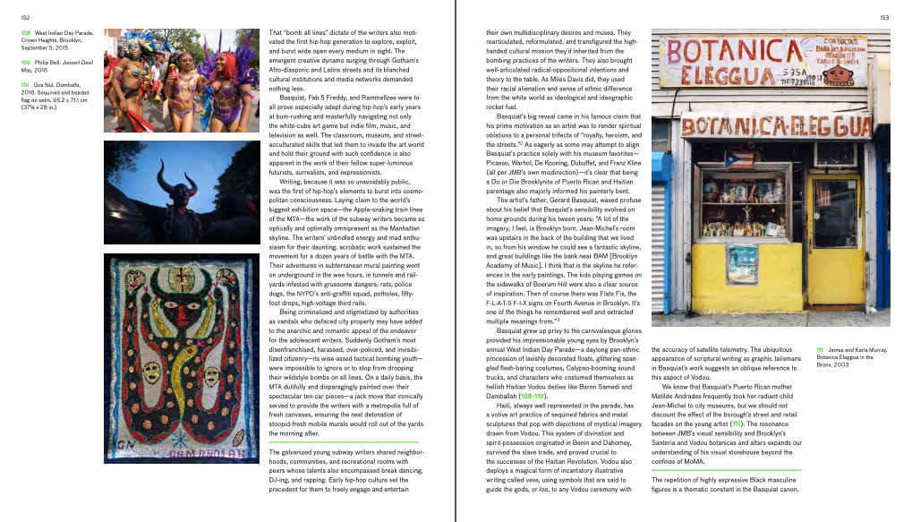 Writing the Future: Basquiat and the Hip-Hop Generation thumbnail 6