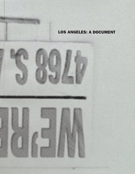 LOS ANGELES: a document