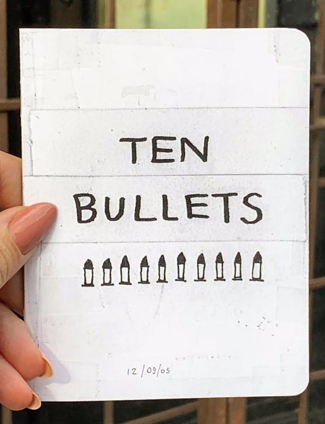 Ten Bullets Zine