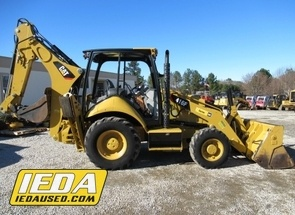 Used 2015 Caterpillar 416F For Sale
