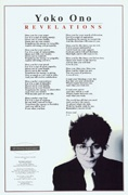 Yoko Ono : Revelations