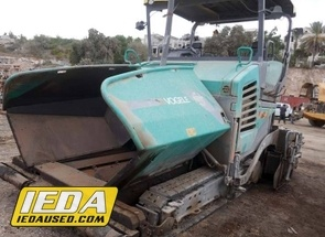 Used 2014 Vögele SUPER 1800-3i For Sale