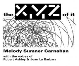 The X, Y, Z of It