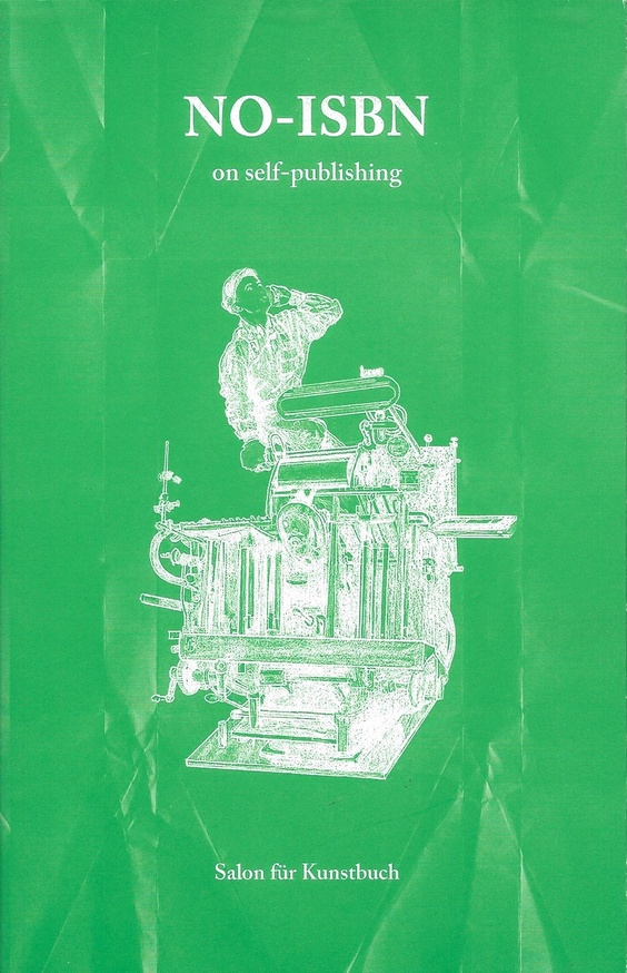 NO-ISBN: On self-publishing (English)